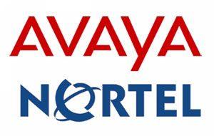 Nortel Avaya Logo